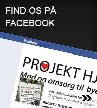 Projekt hjemløs facebook